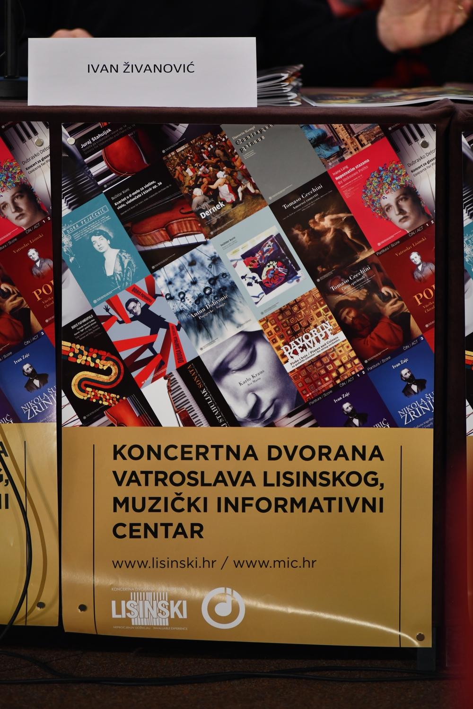 Muzički informativni centar predstavio nova izdanja suvremenih hrvatskih skladatelja
