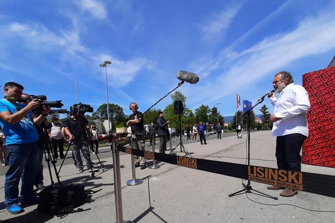 Predstavljen  'Lisinski na otvorenome' – glazbom okružena Dvorana