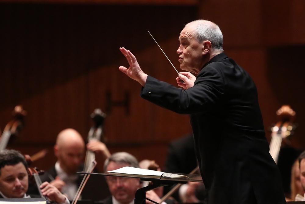 Zagrebacka Filharmonija Plavi Ciklus Hans Graf Dirigent